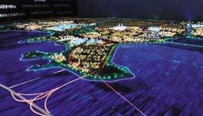 紅島定位旅游生態島 新城、融創、保利明年入市