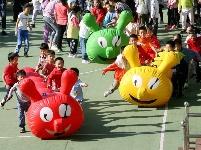 傳承紅色基因 少年重走長征路!青島重慶路第三小學秋季運動嘉年華