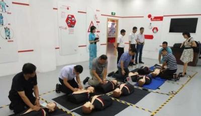 青岛市专项应急指挥部指挥长培训班结业
