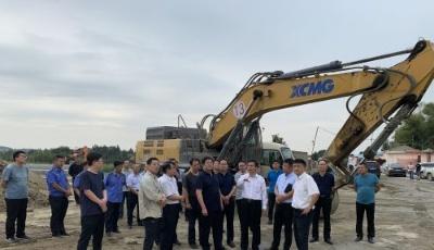青岛市应急管理局严查整改违规砂石堆场问题