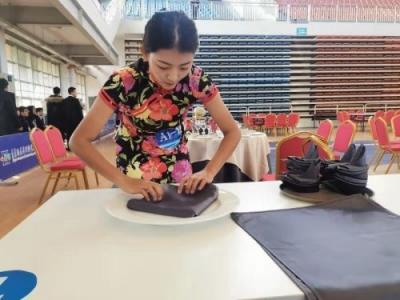 2019年青岛市旅游饭店服务技能大赛鸣锣开赛