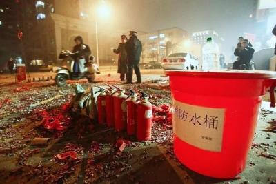 【視頻提醒】明年元旦起,青島市內三區全面禁燃煙花爆竹