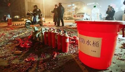【视频提醒】明年元旦起,青岛市内三区全面禁燃烟花爆竹