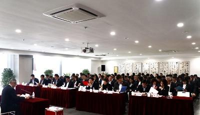 青岛城投集团召开2019年度党建述职评议大会