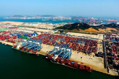前11个月山东省外贸进出口增长5.4%
