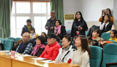 青岛香港路小学开启第一届校园课本剧决赛展演