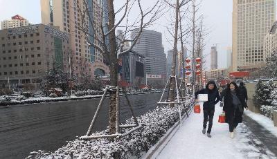 注意  !雪天出行小心这184处易滑易堵点