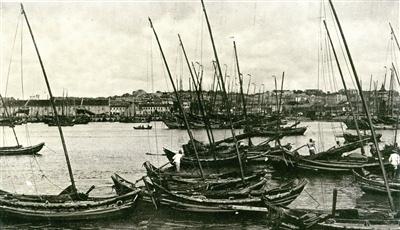 青岛,一座环湾港城的前世今生(上篇)