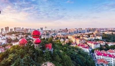 青島持續推進城市品質改善提升攻勢