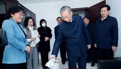 刘家义主持召开全省新型冠状病毒感染肺炎疫情处置工作视频会议