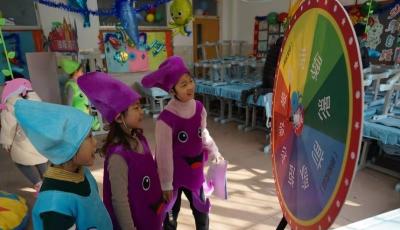 櫸葉闖關 青島市實驗小學創新期末測評方式