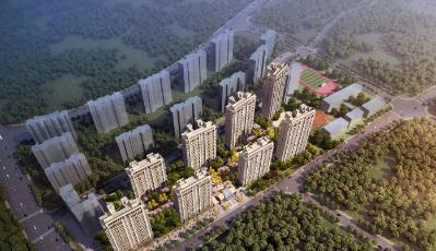 浮山新区再添商住区 滁州路南侧拟建8栋住宅