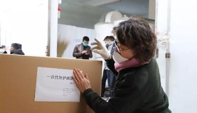 总理承诺青岛兑现!2万套护目镜从平度空运武汉
