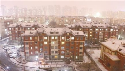 青岛发布紧急通知 防范应对雨雪天气