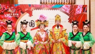 """""""中国年·看西安""""系列文旅活动在青岛完美收官"""