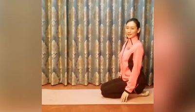 体操世界冠军朱丹教你室内健身操(六)