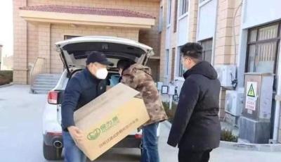 """国信上实物业组建""""红色物业""""防疫突击队"""