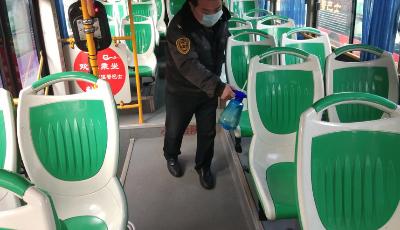 21日起莱西市10条城乡公交线恢复运营  配乘务员测体温、实名登记 乘客隔位坐
