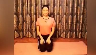 体操世界冠军朱丹教你室内健身操(八)