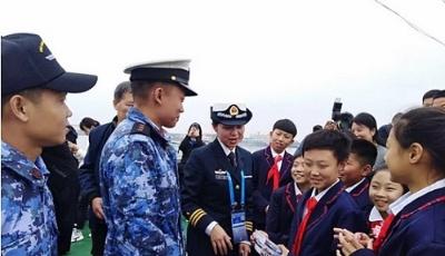 市教育局局长刘鹏照接受专访:青岛发展海洋教育势在必行