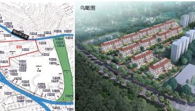 崂山四姜片区拟建多层住宅