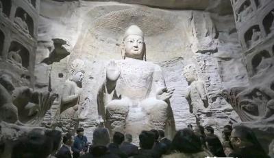 《云岡石窟全集》:記錄人類文明瑰寶、保存云岡石窟影像譜系的權威檔案