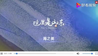 視頻丨《這里是山東:山之美》
