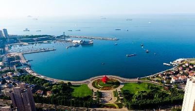 青島:揚帆向海 逐夢深藍
