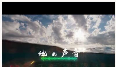 听,这是什么声音?青岛海洋大发快3局公益片《她的声音》发布