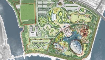 東方伊甸園今起規劃公示  預計2023年建成