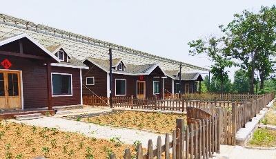 青岛美食环游记:打卡青岛沃泉山庄民宿,一个远离城市,感受自然本真情怀的地方