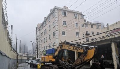 济南路拓宽改造工程正式启动  市南区西部复兴全面发力
