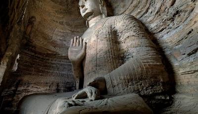 """云冈石窟为何被誉为""""东方佛教的第一圣地""""?"""