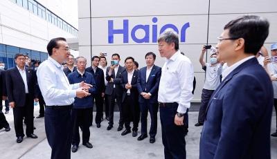 李克强总理在青岛为何驱车60公里专程考察这家企业