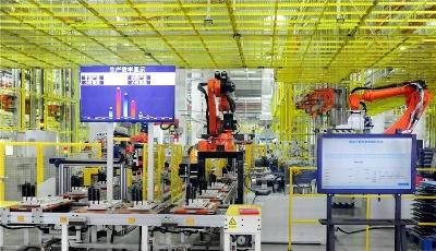 产业为青岛工业互联网领先筑基