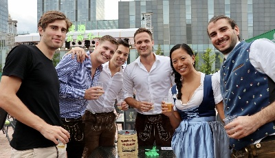 嶗山!開城!開哈! 第30屆青島國際啤酒節盛大開幕