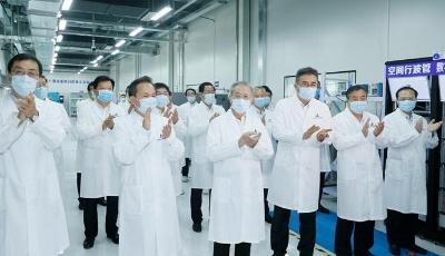 刘家义李干杰在济南调研科技创新工作