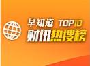 早知道·財訊熱搜榜TOP10(7月20日)