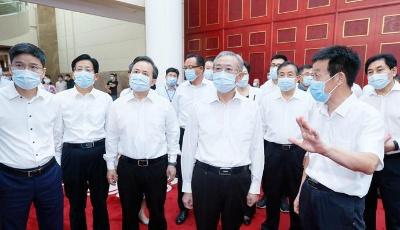 山东(济南)中医药产业创新发展项目启动活动举行
