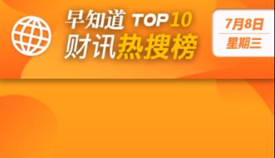 首頁財訊|熱搜榜TOP10(2020.7.8)