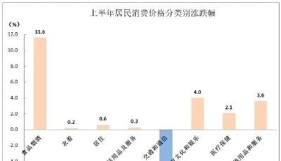 解讀青島經濟半年報:居民消費價格同比上漲3.9%