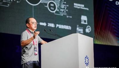 田溯宁:5G是建了一张感知和场景的网络
