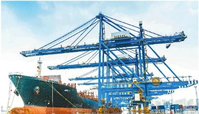 海爾聯動山東港:以工業互聯網之力建設智慧綠色港口