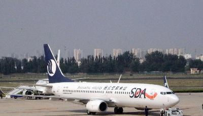 山东航空增开青岛-首尔往返航班,10月19日还将执行1个班次