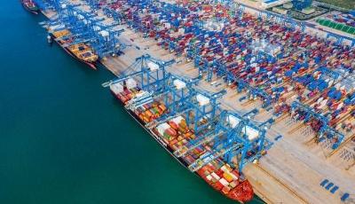 前三季度青岛外贸进出口总值4578.3亿元,9月份进出口创历史新高