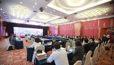 """21家外资银行高管齐聚岛城 """"青申互动""""共谋金融发展"""