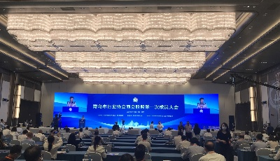 超百家齐聚,青岛市行业协会商会联盟正式成立