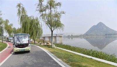 这就是山东丨鹊华美景、特色产业,山东各地创新发展,讲好黄河故事!