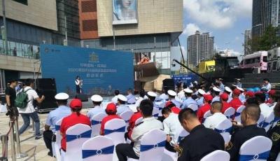 2020青岛市交通安全零违法挑战赛正式启动