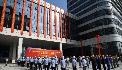全省建筑业工匠齐聚青岛亮绝活 青岛代表队荣获团体第一名